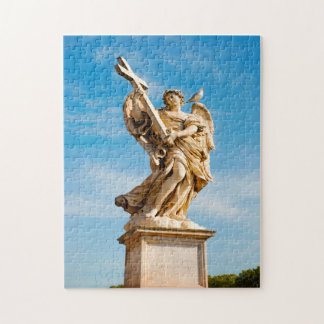 Statues of the Vatican. Jigsaw Puzzle