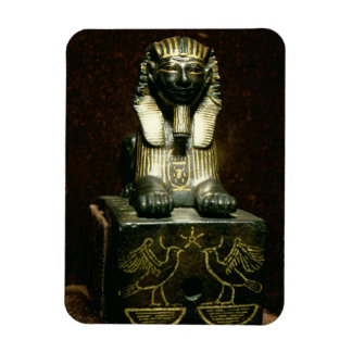 Statuette of a sphinx of King Tuthmosis III, New K Magnet