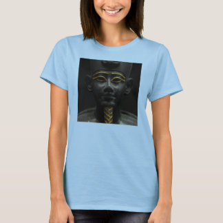 Statuette of Late Period Egyptian God Osiris T-Shirt