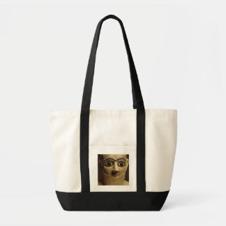 Statuette of the official or steward Ebih-Il worsh Tote Bag