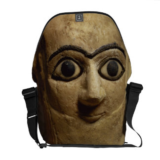Statuette of the official or steward Ebih-Il worsh Courier Bag