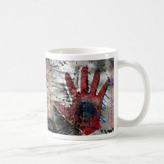 """Status Marks"" coffee mug"