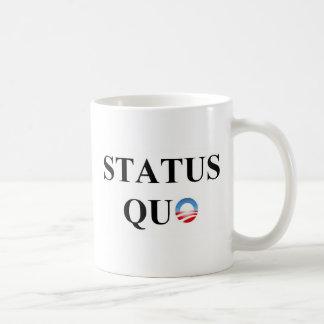 STATUS QUO COFFEE MUG