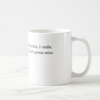 Status Shuffle Design Coffee Mug