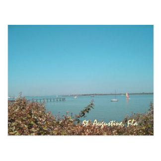 staugustinescenery, St. Augustine, Fla Postcard