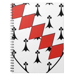 Stavele Spiral Notebook