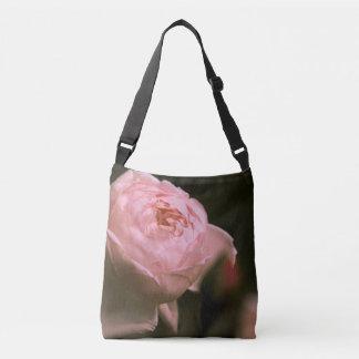 Stawberry Blonde Rose Crossbody Bag