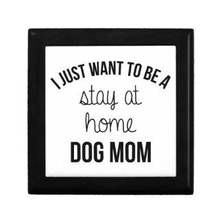 Stay At Home Dog Mom Gift Box
