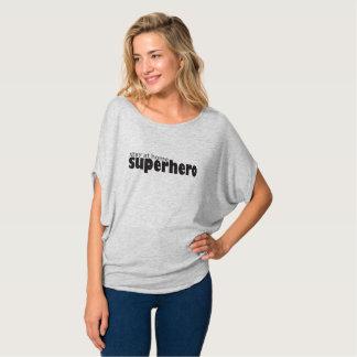 Stay at Home Superhero Shirt