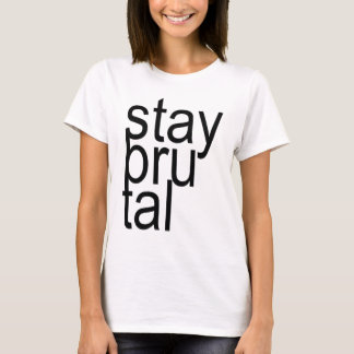STAY BRUTAL Camisole T-Shirt