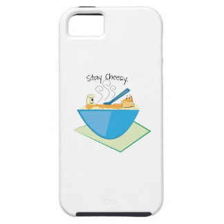 Stay Cheesy iPhone 5/5S Cases