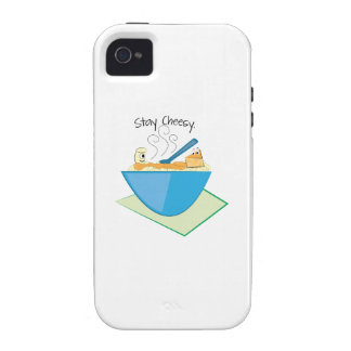 Stay Cheesy Case-Mate iPhone 4 Covers