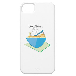 Stay Cheesy iPhone 5 Cases