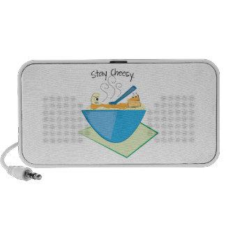 Stay Cheesy Laptop Speaker