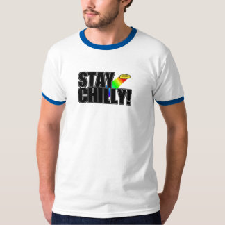 Stay Chilly Ringer T-Shirt
