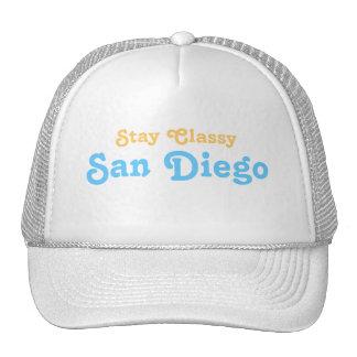 Stay Classy San Diego Trucker Hat