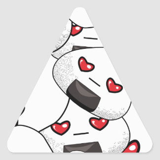 Stay close to me - Love Triangle Sticker