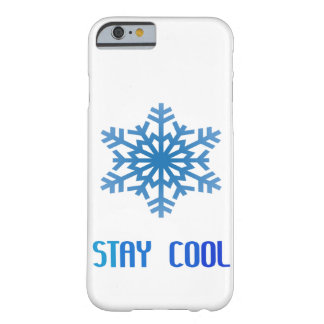 STAY COOL BARELY THERE iPhone 6 CASE