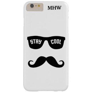 STAY COOL custom monogram phone cases