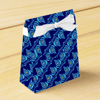 STAY COOL FISH Blue Pattern - Chill Summer Fry Favor Box