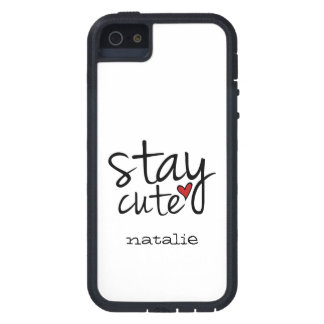 Stay Cute iPhone 5 Tough Xtreme Case