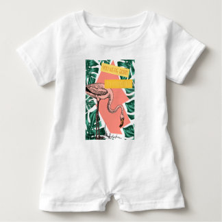 Stay Different Baby Romper