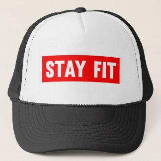 Stay Fit Trucker Hat