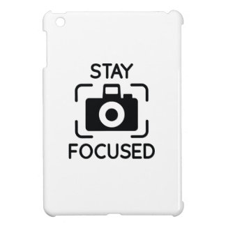 Stay Focused Case For The iPad Mini