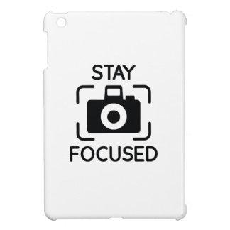 Stay Focused iPad Mini Cover