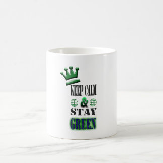Stay-Green Coffee Mug