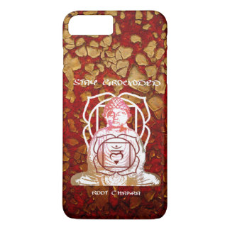 Stay Grounded and call your Friends iPhone 8 Plus/7 Plus Case