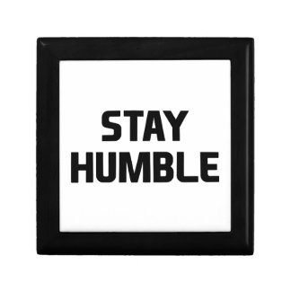 Stay Humble Gift Box