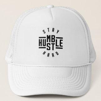 Stay Humble Hustle Hard Cap