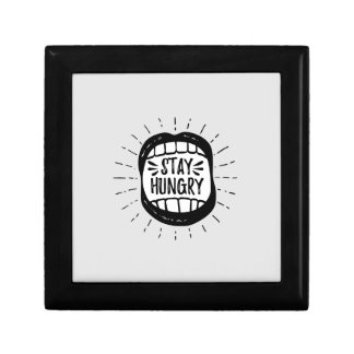 Stay Hungry Gift Box