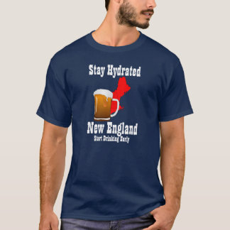 Stay Hydrated New England T-Shirt