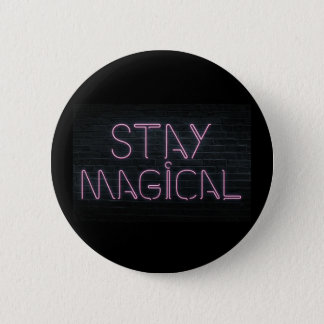 Stay Magical 2 Inch Round Button