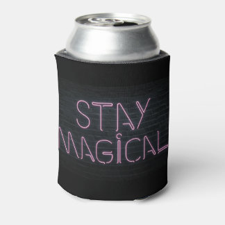 Stay Magical Can Cooler