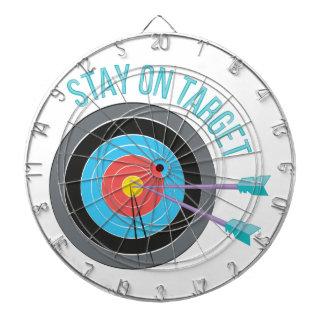 Stay On Target Dartboard