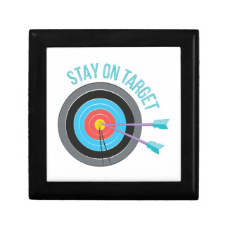 Stay On Target Gift Box