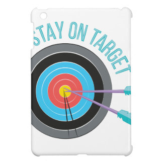 Stay On Target iPad Mini Cover