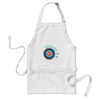 Stay On Target Standard Apron