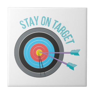 Stay On Target Tiles