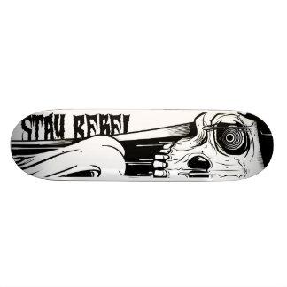 stay rebel Wood board Skateboard Decks