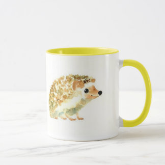 Stay Sharp Hedgehog Mug