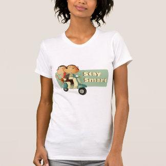 Stay Smart Scooter Monkeys T-shirt