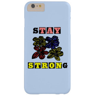 """""""Stay Strong"""" Apple/Samsung Case"""