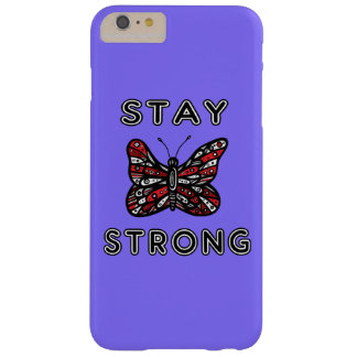 """Stay Strong"" Apple/Samsung Case"