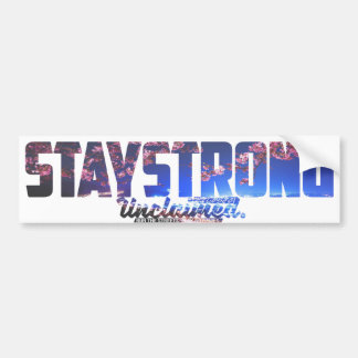 Stay Strong Bumper Sticker