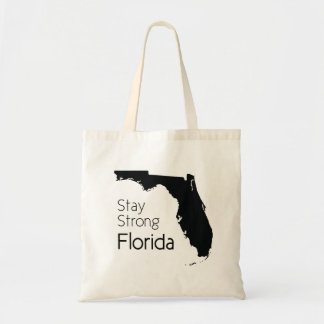 Stay Strong Florida Tote Bag