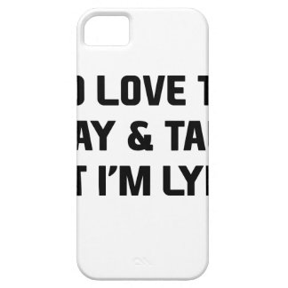 Stay & Talk Case For The iPhone 5